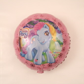 Rund My little Pony